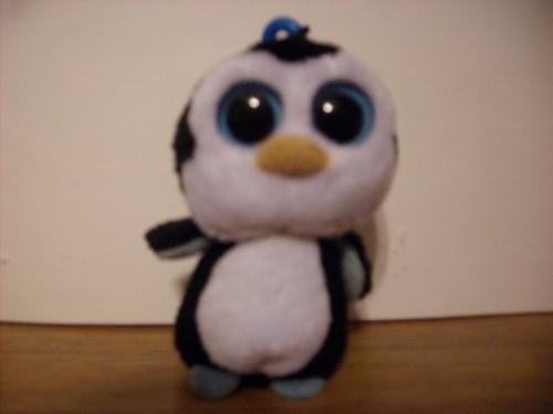 My New 企鹅 Plush