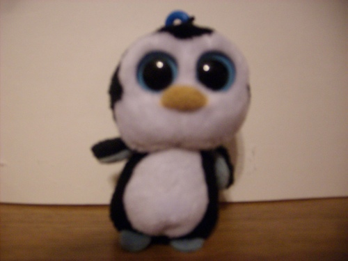 My New manchot, pingouin Plush
