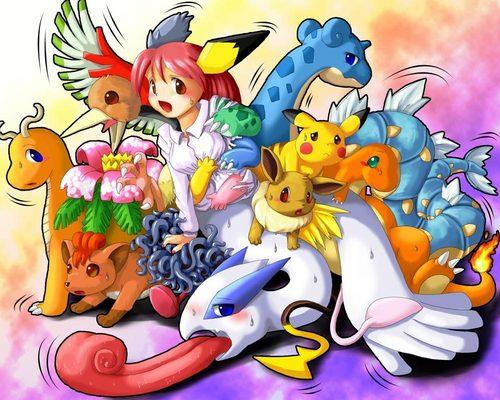 My Pokemon WPs