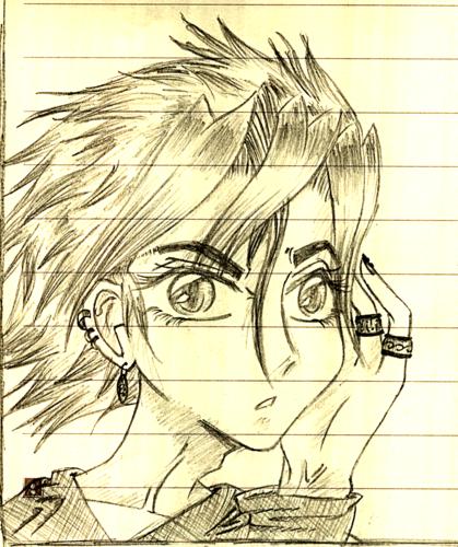 My drawings <3