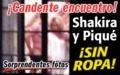 Naked Piqué and Shakira.. - shakira photo