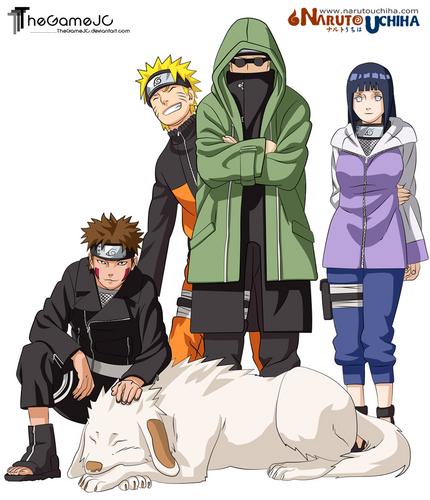 Naruto DC
