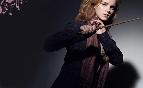 New Hermione Photoshoot