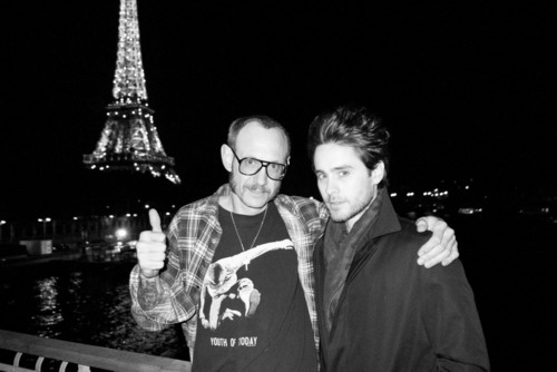 New Pictures of Jared da Terry Richardson