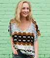 New photo of Candice for Show Me Your Mumu and Turn The Corner! ♥