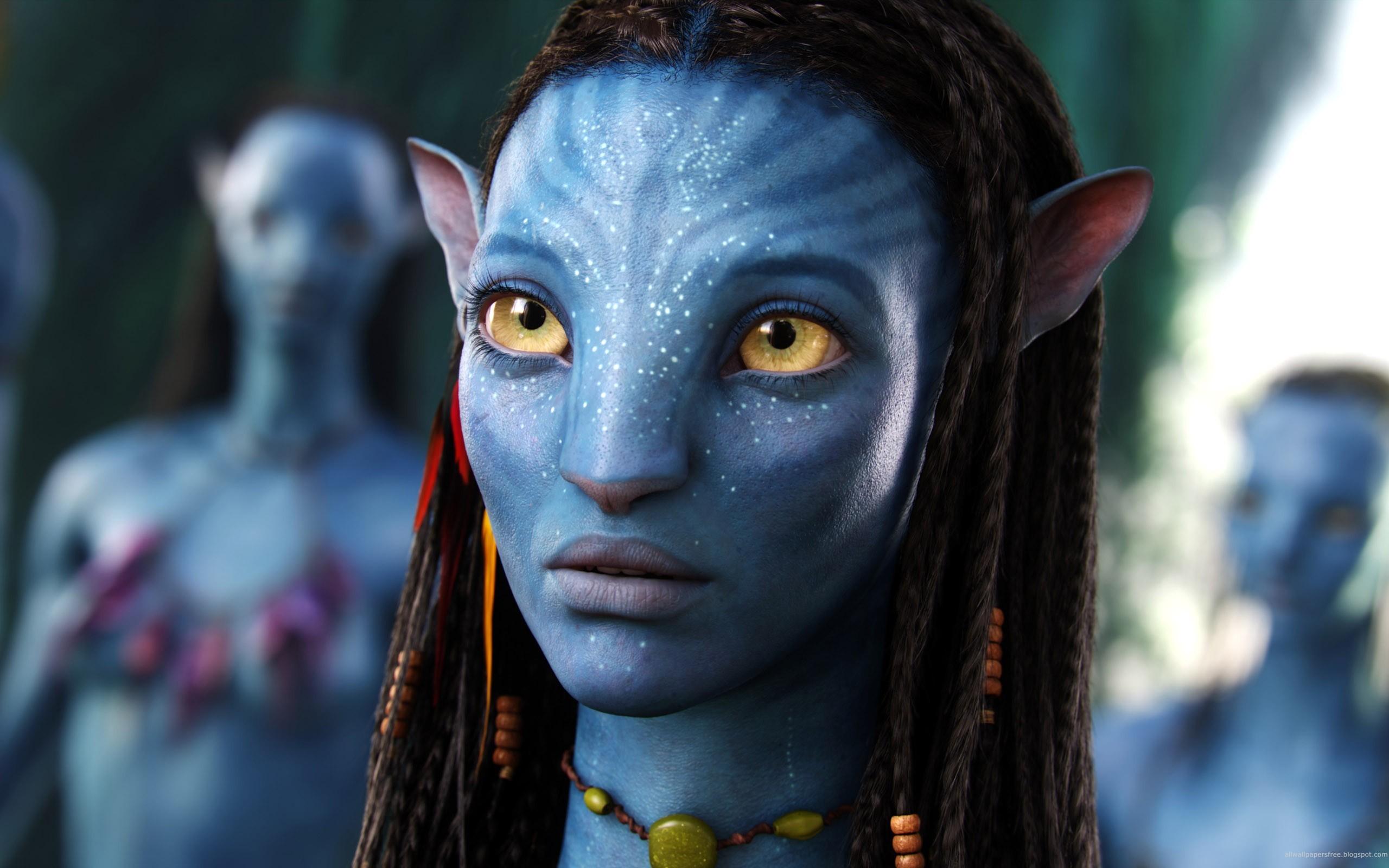 Female movie characters neytiri