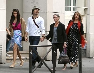 Nian in Paris