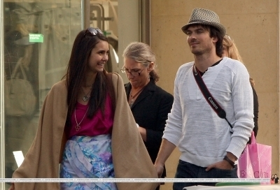 Nina & Ian in Paris