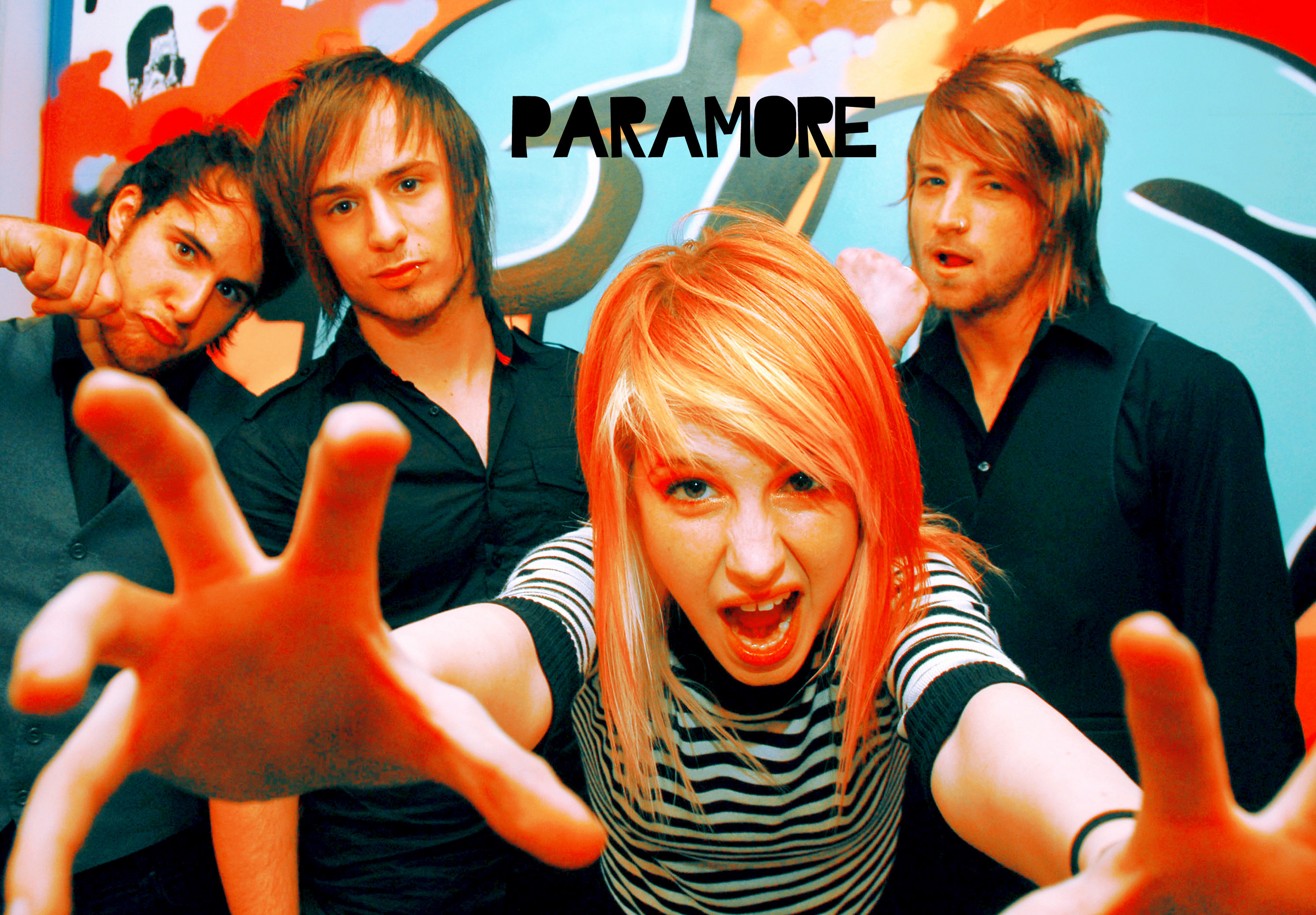 Paramore Wallpapers Paramore Photo 22389855 Fanpop