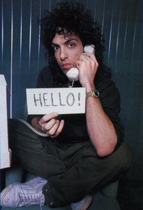 Paul Stanley wallpaper probably containing a sign called Paul <3Hello