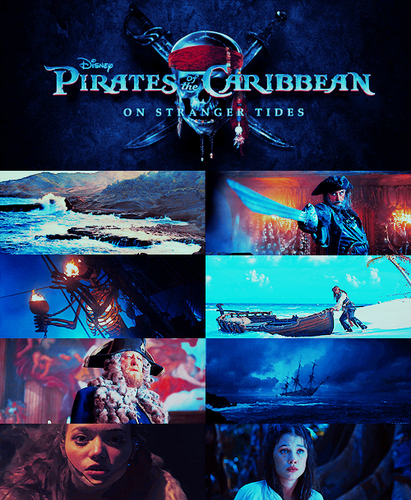 Pirates of Caribbean On Stranger Tides
