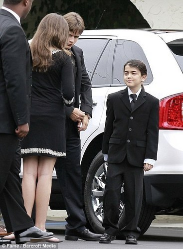 Prince, Paris and Blanket