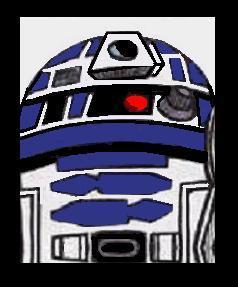 R2D2 (ASTRO DROID)