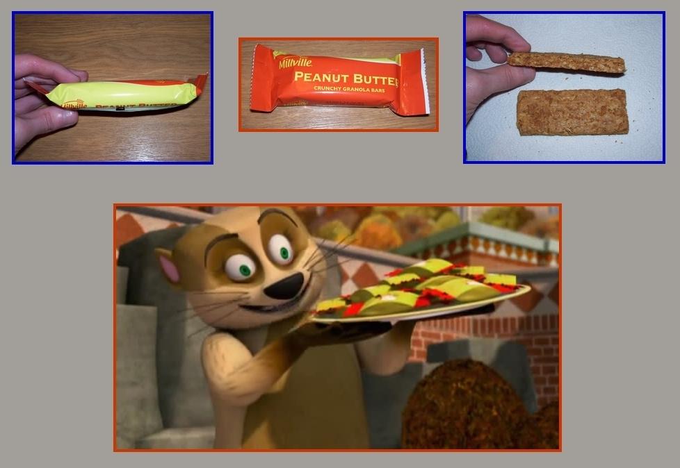 Real-Life मूंगफली, मूंगफली का मक्खन Winkies?