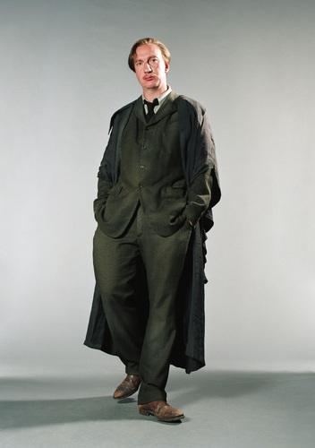Remus Lupin promo