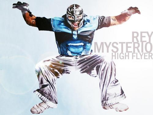 Rey Mysterio  - wwe Wallpaper