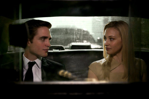 Robert Pattinson(Eric Packer) in Cosmopolis!