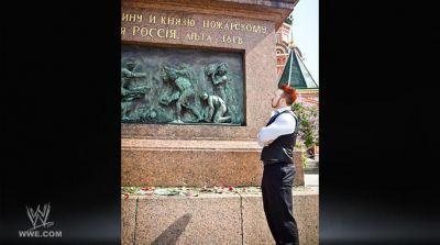SHEAMUS VISITS RUSSIA