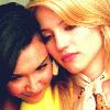 Santana & Quinn - glee icon