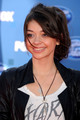 Sarah Hyland arrives at American Idol 2011 Finale - sarah-hyland photo