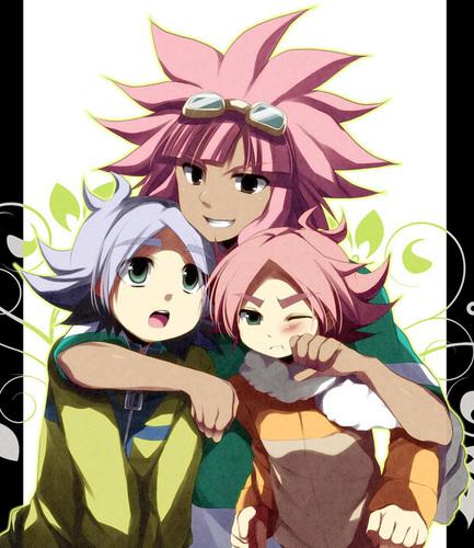 Shirou & Atsuya