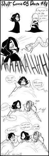Short Comic of Doom