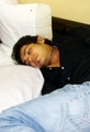 Sleeping handsome !!!!