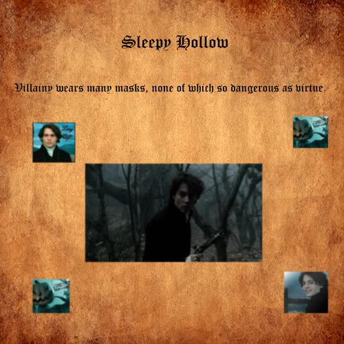 Sleepy Hollow and Virtue