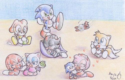 Sonic Babys