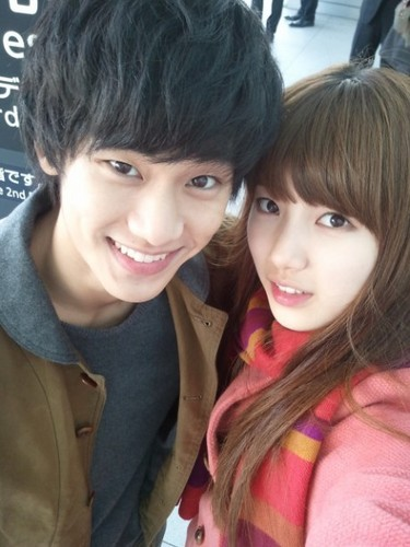 Soohyun & Suzy - dream-high Photo