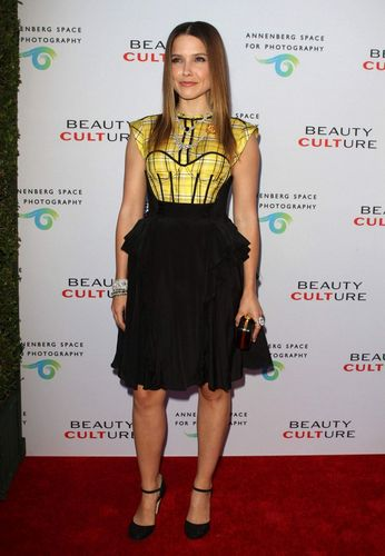 """Sophia - Hosts """"Beauty Culture"""" Exhibition Opening Recept - May 19, 2011"""