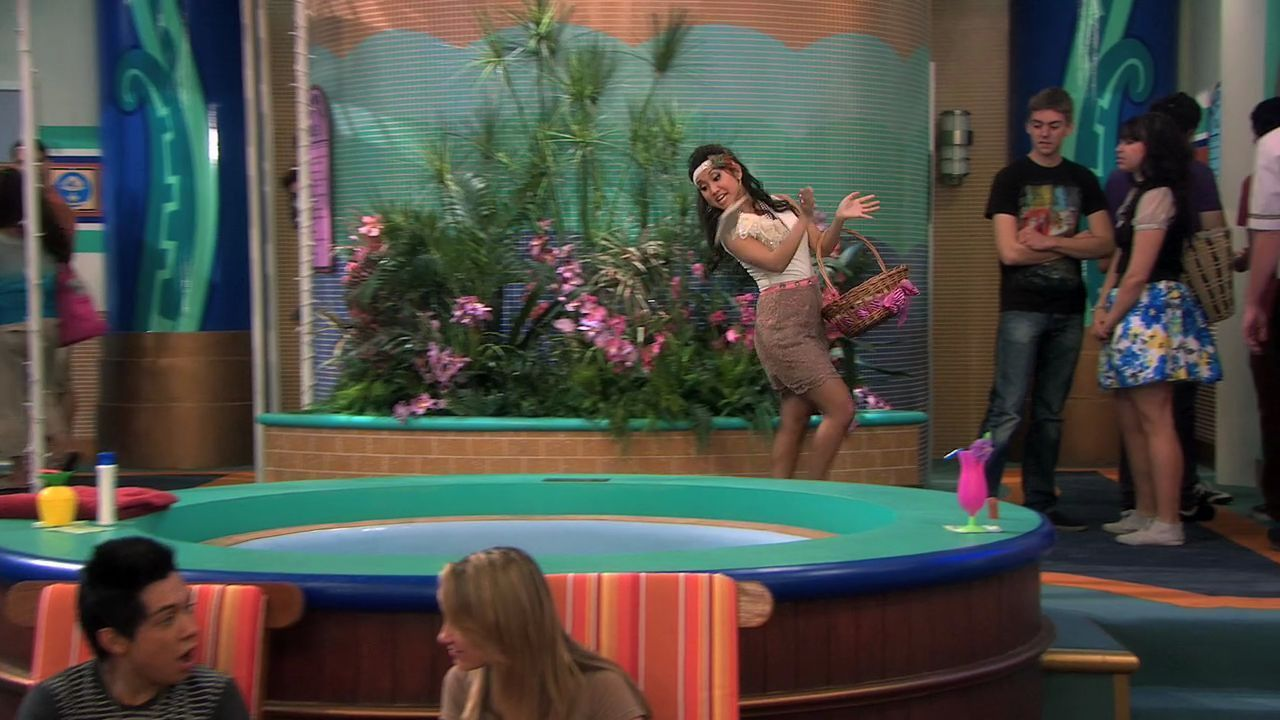 Suite life on deck nude sex