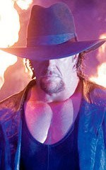 THE UNDER TAKER