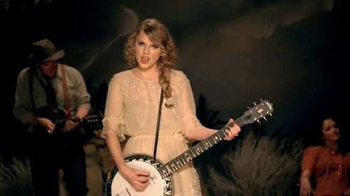 Taylor Swift - Mean [Music Video] - taylor-swift Screencap