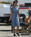 The Hunger Games movie - Filming (May 26, 2011) - katniss-everdeen photo