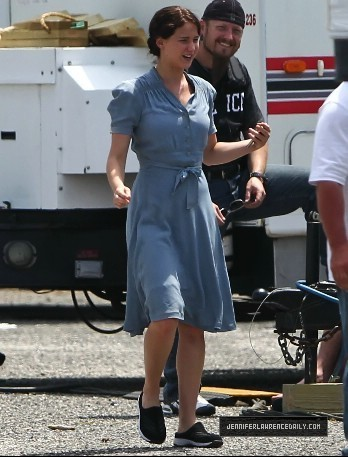 The Hunger Games movie - Filming (May 26, 2011) - the-hunger-games Photo