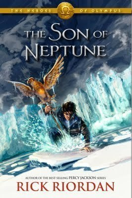 The Son of Neptune Official US Cover