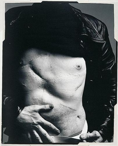 Andys Chest - lou-reed Photo