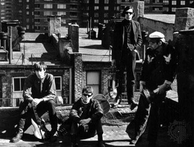 Velvet Underground - 1st line-up