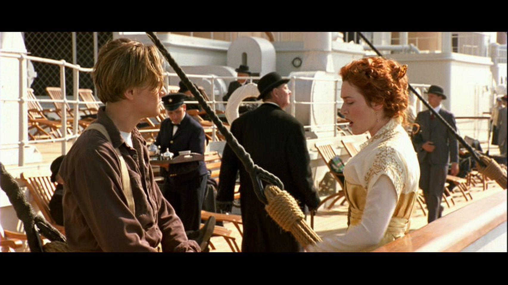titanic rose and jack hd wallpaper download