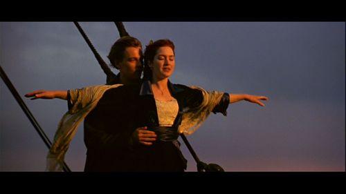 Jack and Rose वॉलपेपर titled टाइटैनिक - Jack & Rose