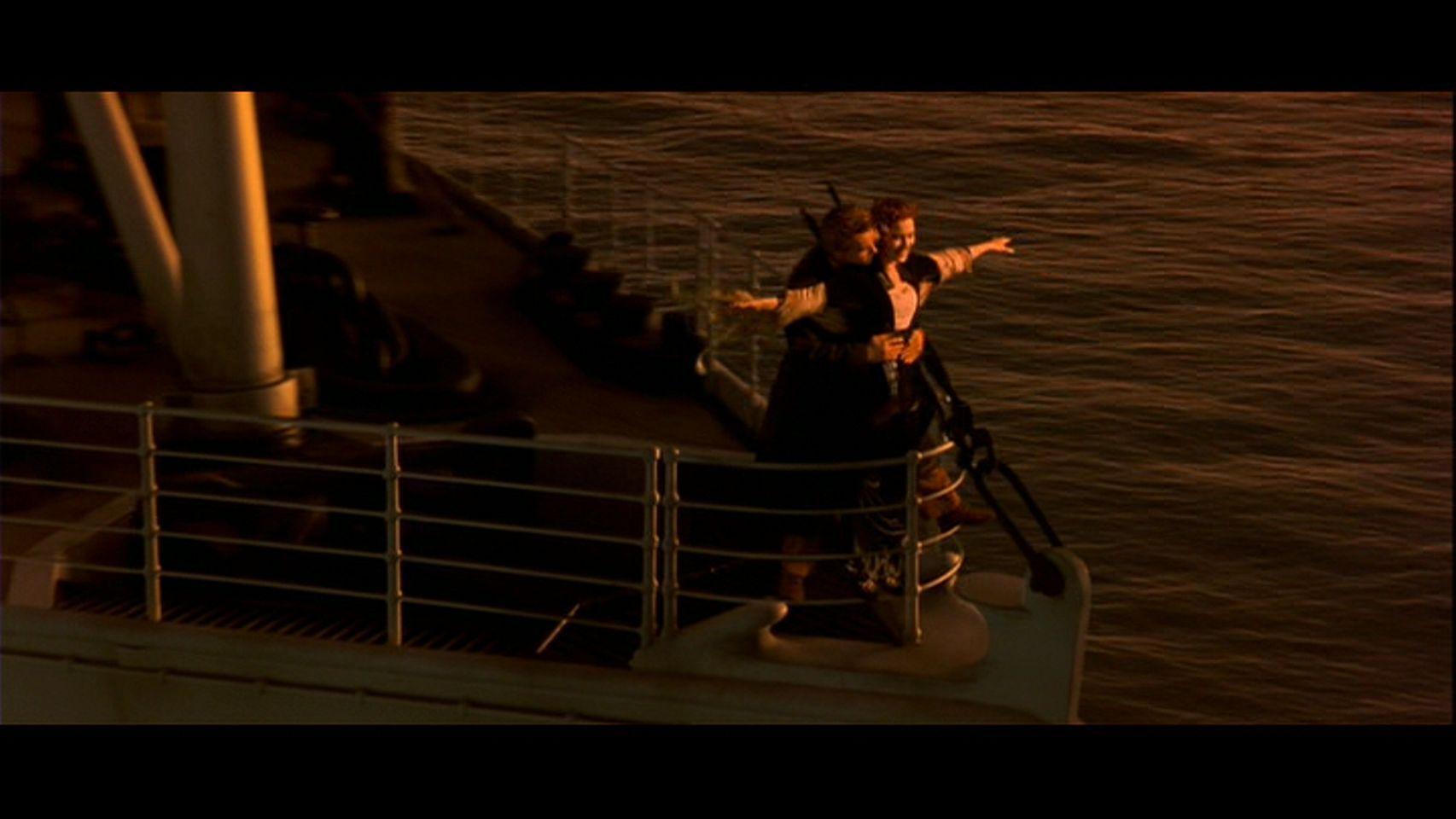 टाइटैनिक - Jack & Rose