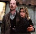 Tonks and Lupin