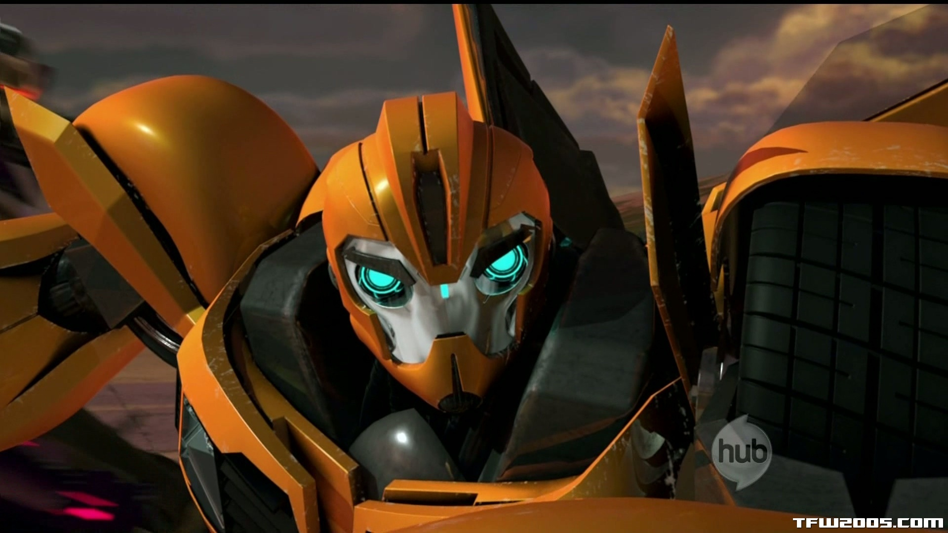 Transformers Prime Bumblebee - Transformers Prime Fan club
