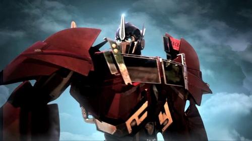 trasnpormer Prime Optimus Prime