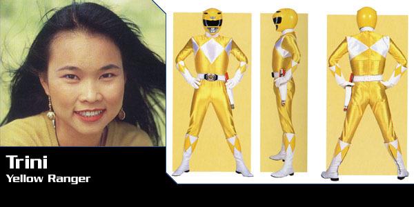 Yellow Ranger Car Crash