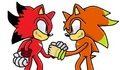 Tronic And Rush  - tronic-the-hedgehog photo