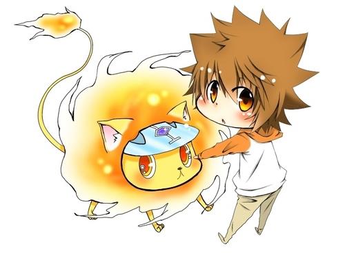 Tsuna & Natsu
