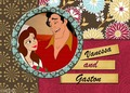 Vanessa & Gaston Wallpaper