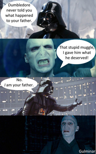 Voldy's father